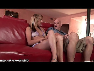 Soccer mom Desire Moore gets fucked and creampied