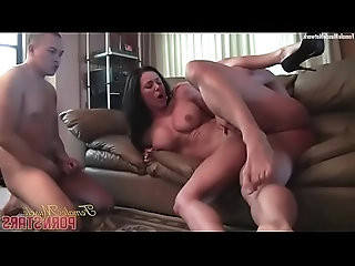 Muscular Pornstar Kendra Lust Gets Fucked Worshiped