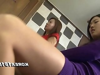 SPANK Korean Girls For Being Naughty!