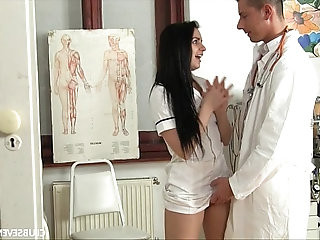 nurse fucking doc and patients