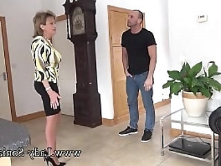 Spanish Fly In Lady Sonias Tea Gets Her Horny As Fuck