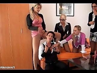 Soaked Lesbian Edition MEGA Mix!