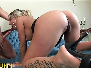 FHUTA Dirty Slut Gets an Anal Punishment