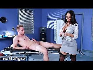 Hot Kinky Patient Ava Addams Seduced By Doctor Enjoy Sex Treatment clip