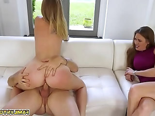 Iggy was punished her pussy was drilled