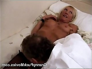 Granny gets Fucked By Her Doctor