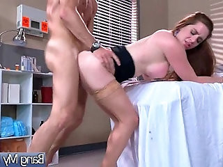 Hot Patient Veronica Vain Get Seduce By Doctor And Hard Bang movie 30