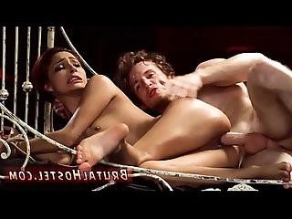 bondage first time Poor Jade Jantzen, she just dreamed to