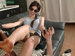 Ale s dreams first episode Eighth Foot Fetish