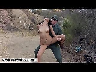 Police fucks teen and officer partner Cute latin peacherino Josie