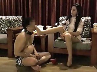 Chinese Femdom Hot Sexy YanYan