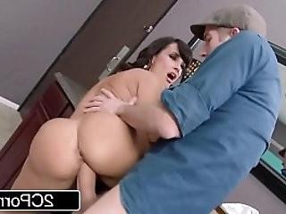 Club Cougar Lisa Ann Steals The Cock in the Womens Room