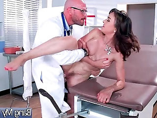 Hot Patient Cytherea Get Seduce By Doctor And Hard anal Bang in group movie