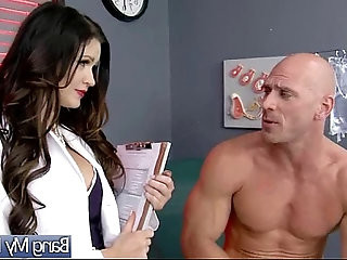 Hard Sex In Doctor With Horny Patient kendall karson vid