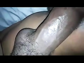Her pussy so juicy and those moans smh