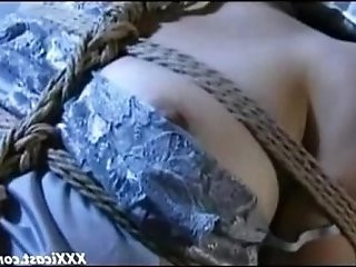 Tied Up And Fucked Asian