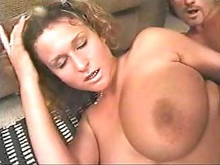 Huge natural tits stiff anal