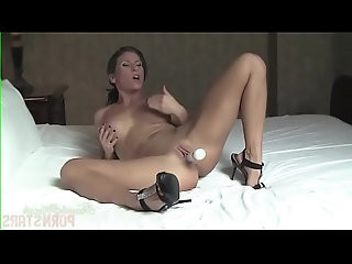 Female Muscle Porn Star Ariel X Masturbates