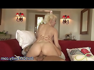 Mother in law Dalny Marga pussy and assfucked